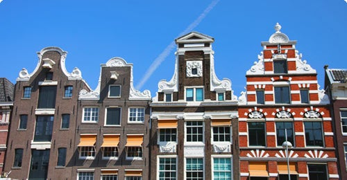 Halvat lennot ja hotellit Amsterdam Travellinkilta