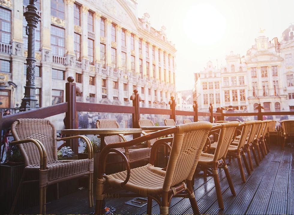 Halvat lennot ja hotellit Bryssel Travellinkilta