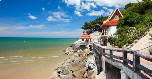Halvat lennot ja hotellit Hua Hin Travellinkilta