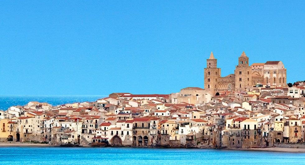 Halvat lennot ja hotellit Palermo Travellinkilta