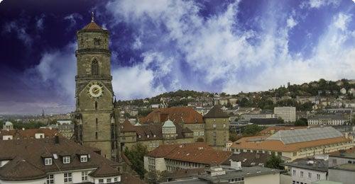 Halvat lennot ja hotellit Stuttgart Travellinkilta