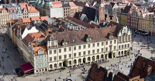 Halvat lennot ja hotellit Wroclaw Travellinkilta